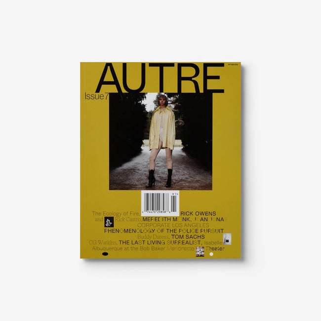 Autre Magazine Issue 7