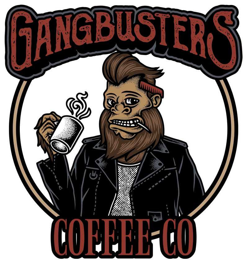 Gangbusters Coffee