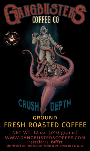 Crush Depth | Full-Bodied Colombian Coffee