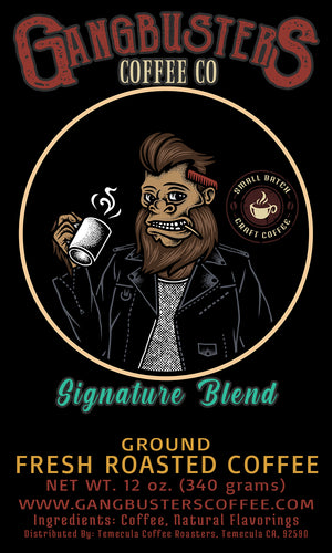 Signature Blend | Mellow and Flavorful Medium/Dark Roast Coffee