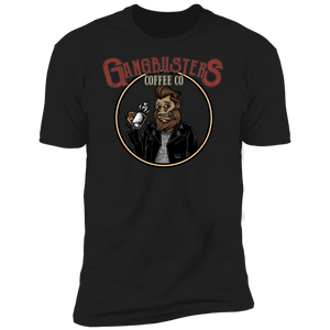 Gangbusters Logo Mens Short Sleeve T-Shirt