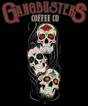 Sugar Skulls Mens Short Sleeve T-Shirt