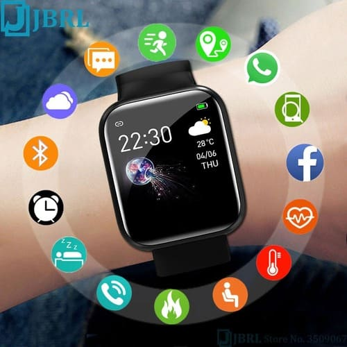 Smartwatch Luxury Digital - Feminino