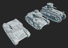 Load image into Gallery viewer, Goblin Tanks (3)