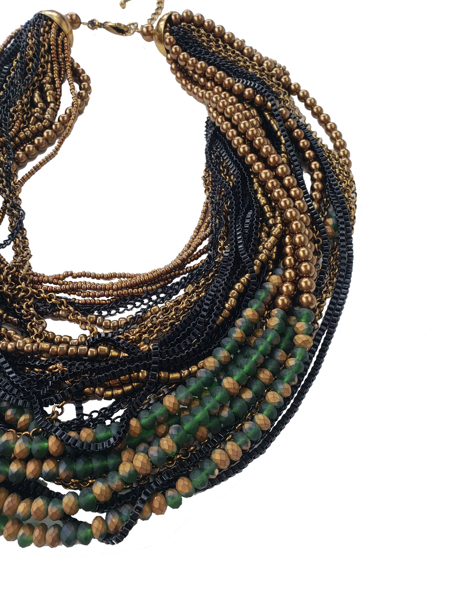 Banyan Multi-Strand Necklace