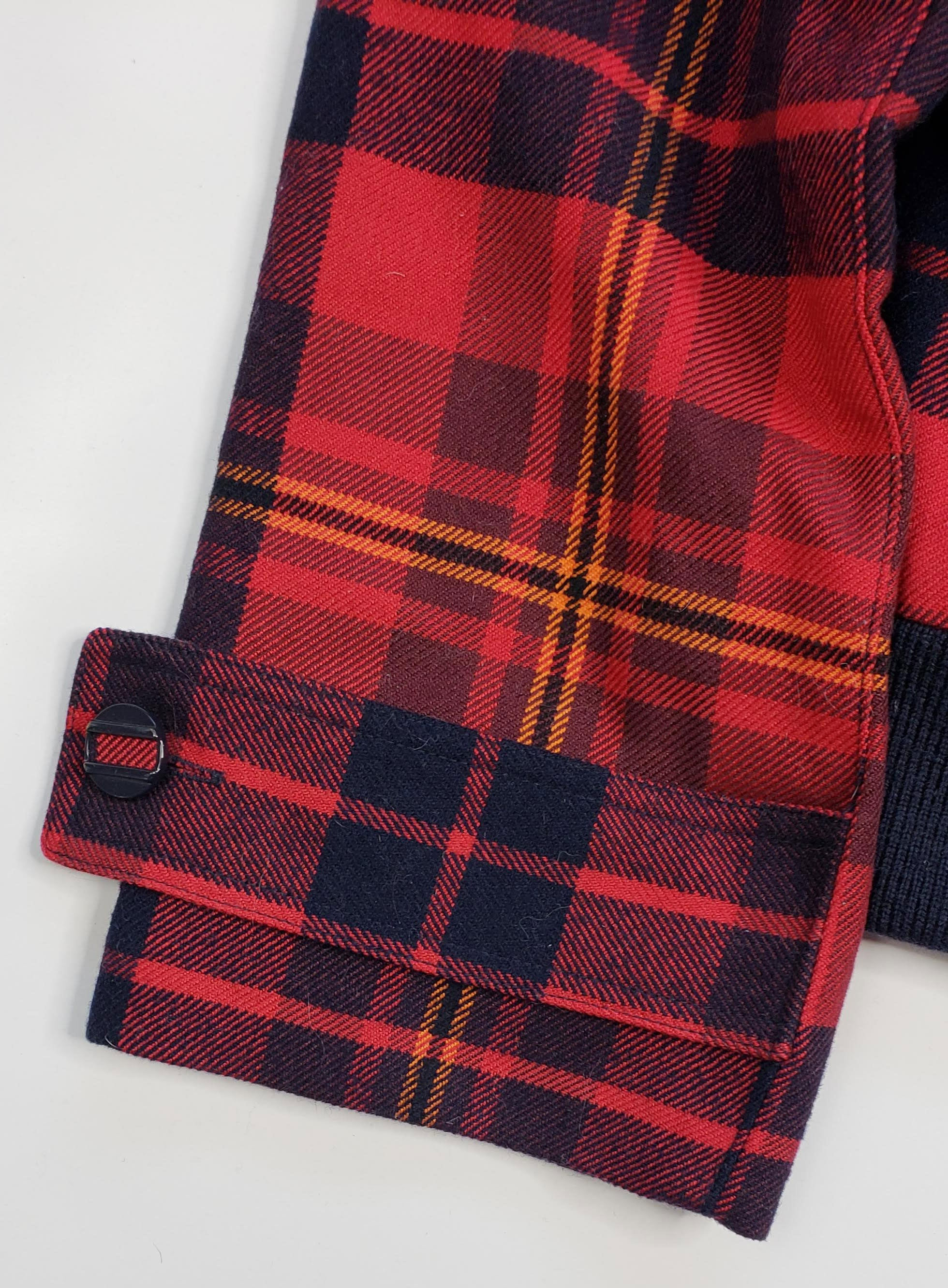 Gwen Stefani L.A.M.B. Plaid Jacket (2007)