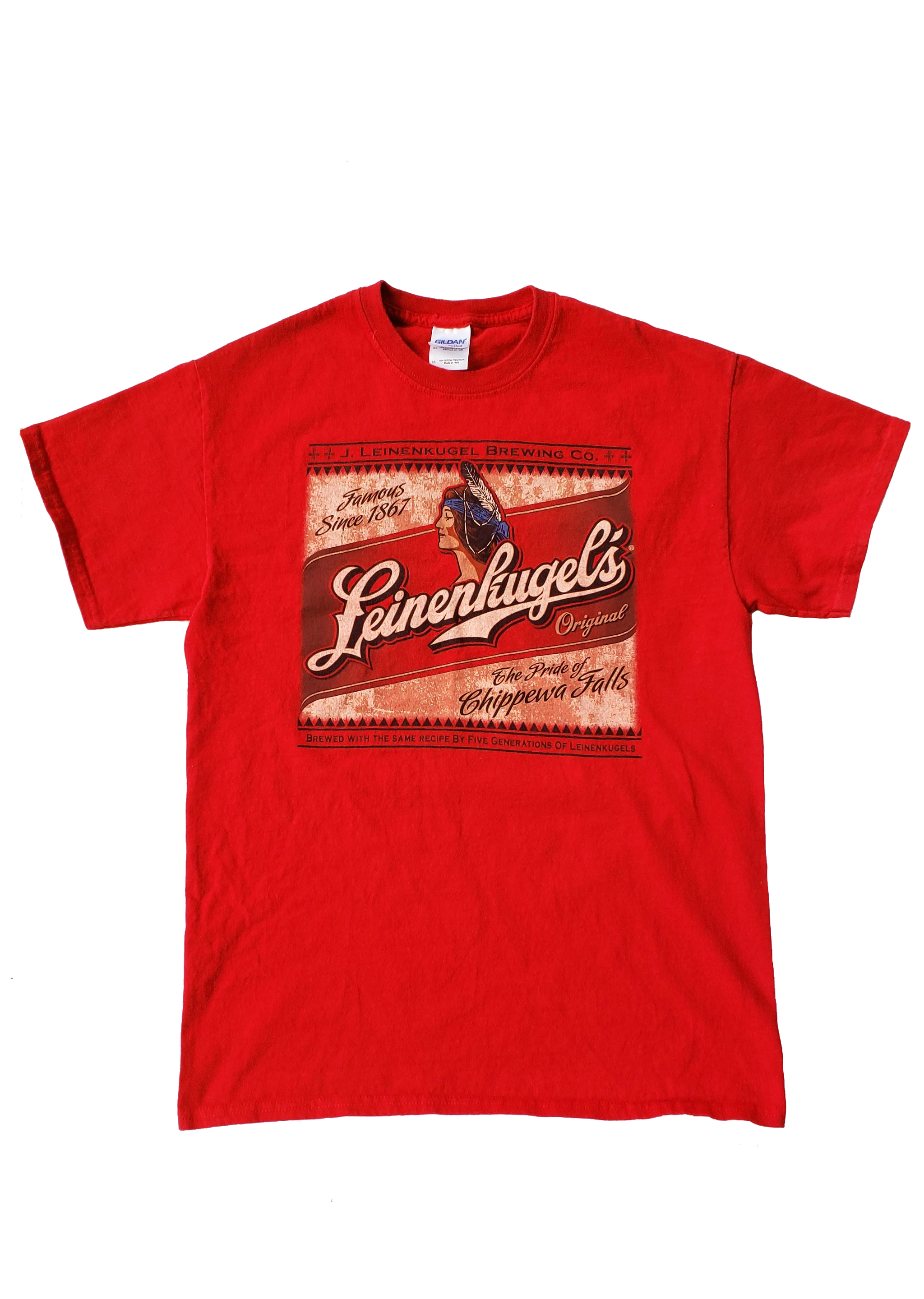 Leinenkugel's Original Beer Tee