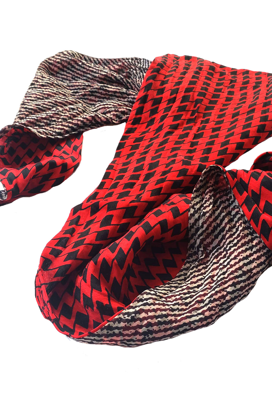 Hounds & Snakes Scarf