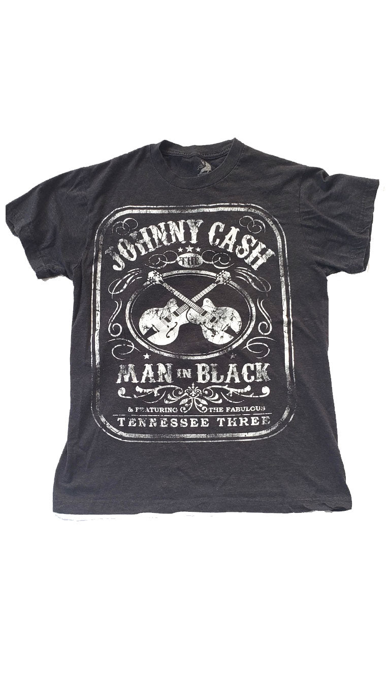 Johnny Cash Vintage-Look Tee