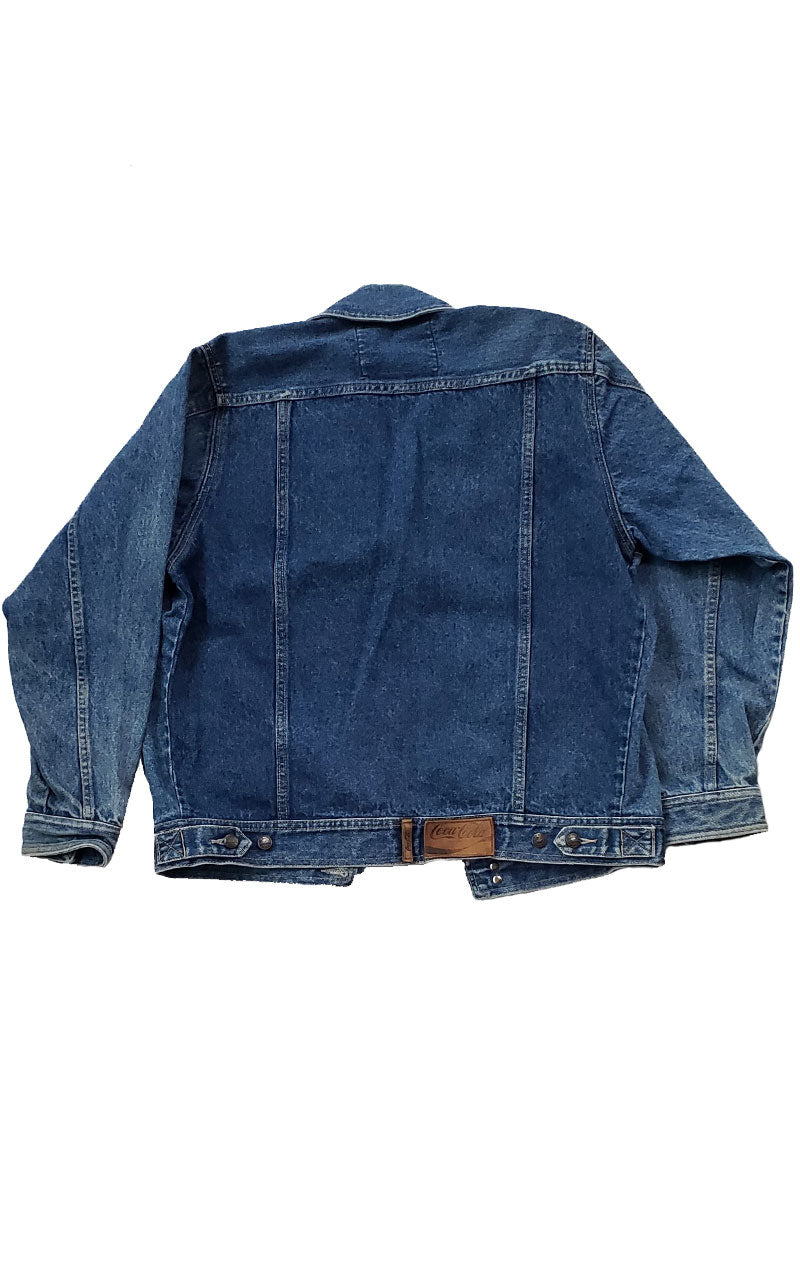 Vintage 90s Coca Cola Denim Jacket