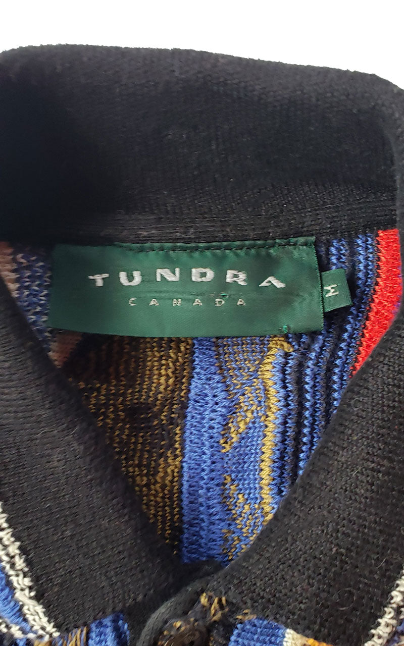 Vintage Tundra Dad Sweater
