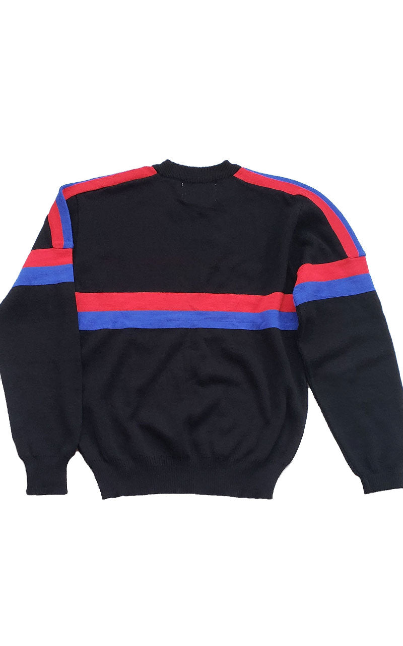 Vintage 1985 Wool Men's Ski Sweater