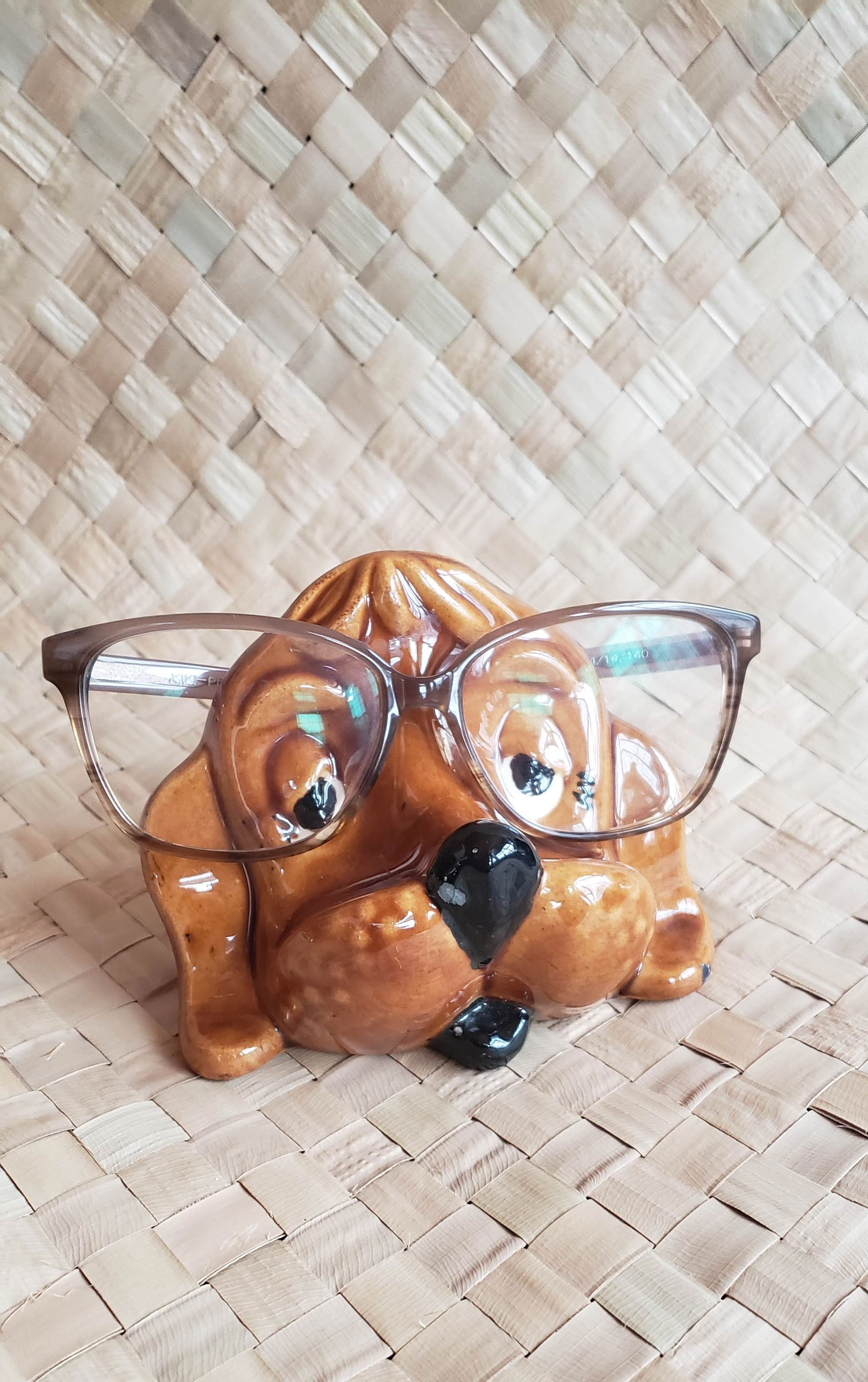 Vintage 70s Droopy Dog Glasses Holder