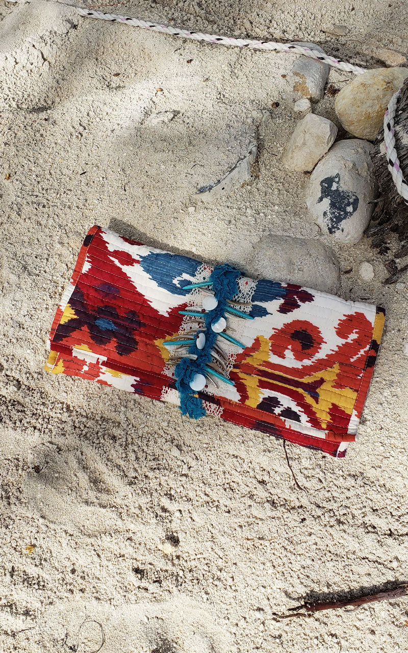 Byron Bay Handmade Clutch