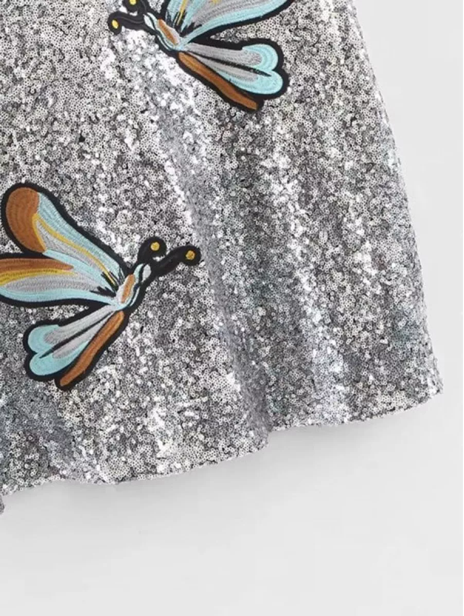 Fly Little Dragon Fly Skirt