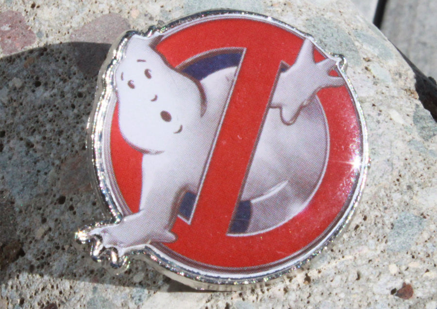 Vintage Ghost Busters Enamel Pin (Only 1)