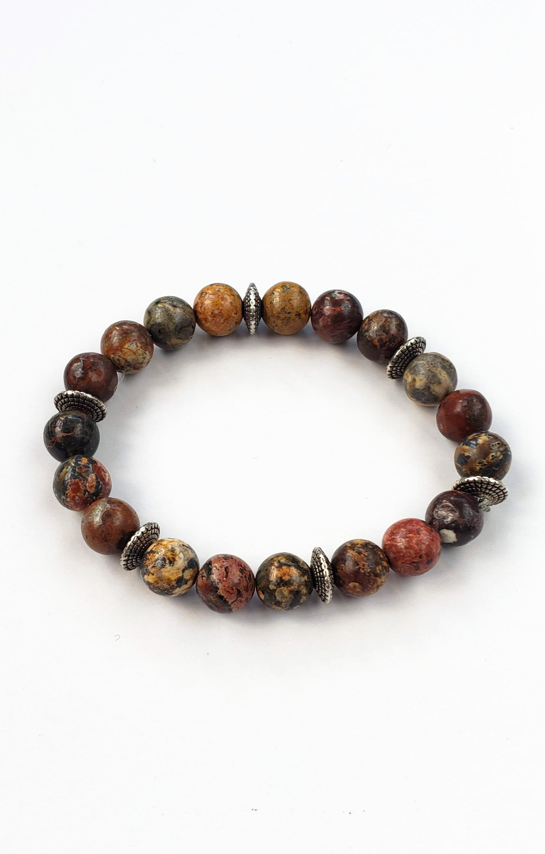 The Gilded Forest Collection  - Handmade Beaded Bracelets (choose 1)
