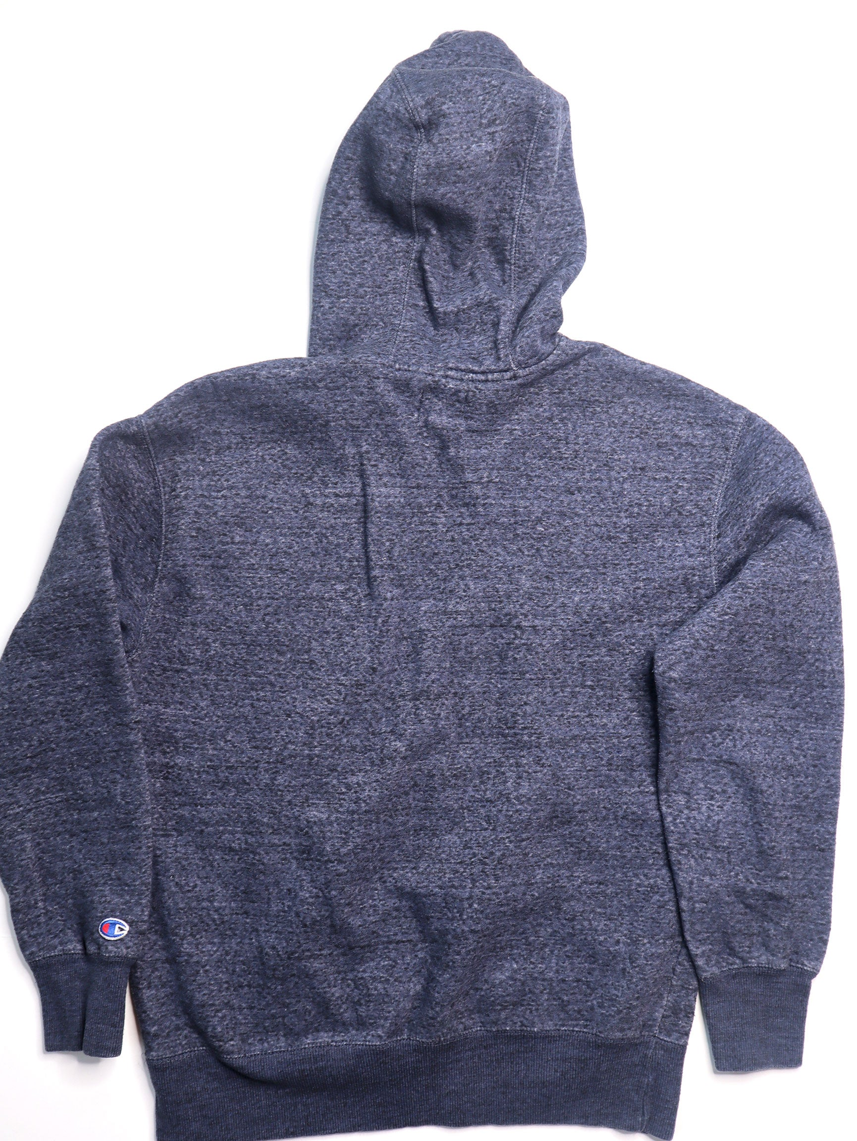 Vintage Champion Heather Blue Hoodie