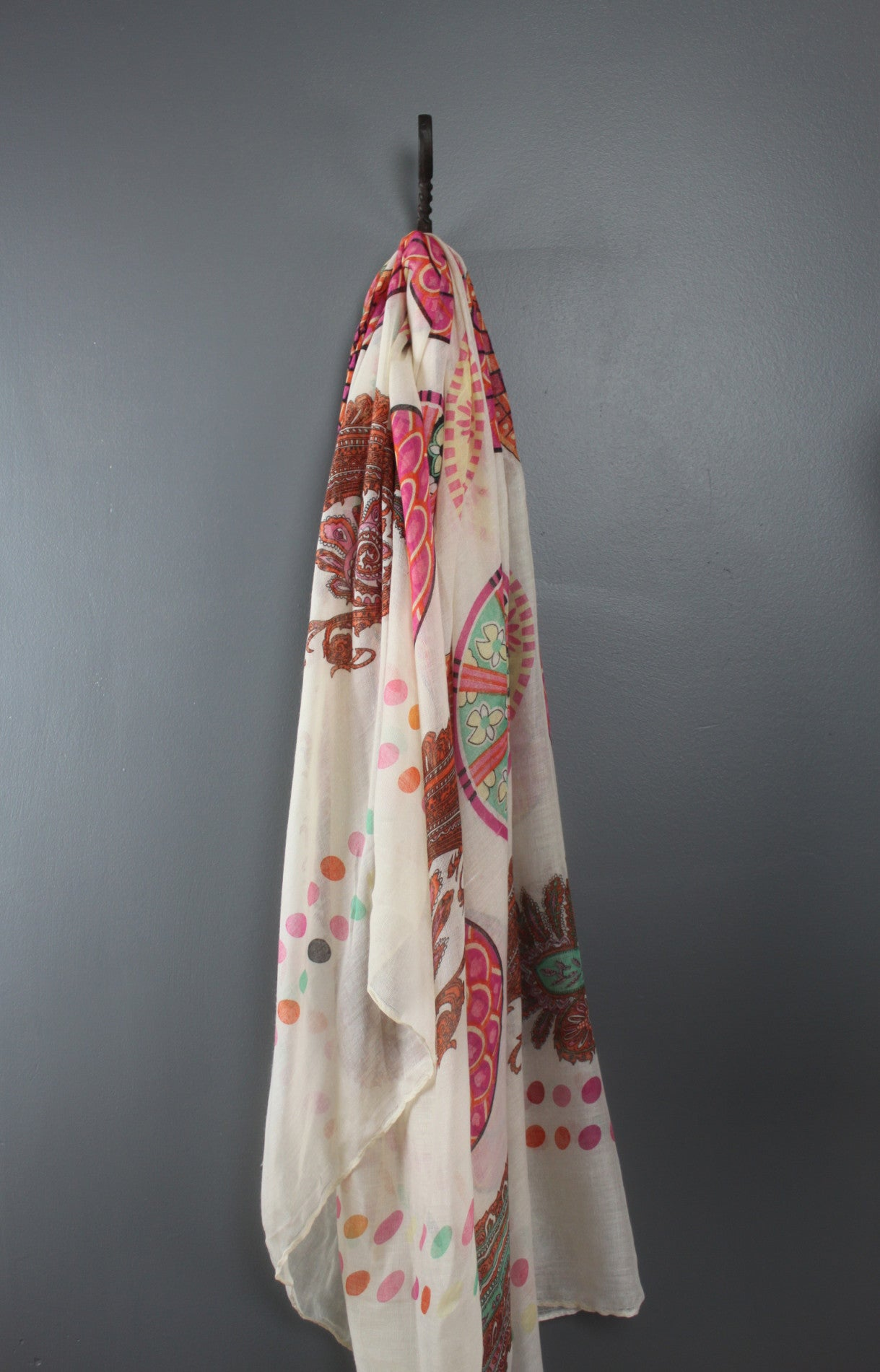 The Parasol Pattern Scarf
