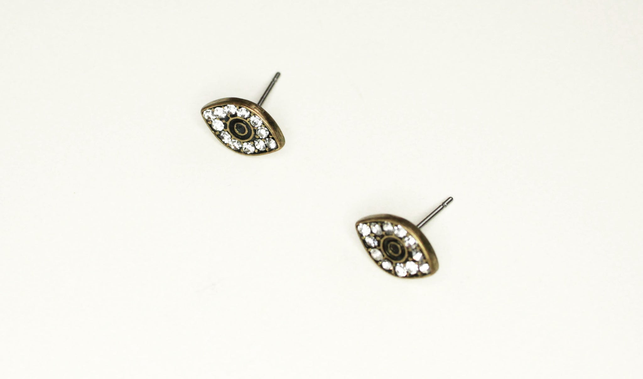 Buri Nazar Evil Eye Earrings