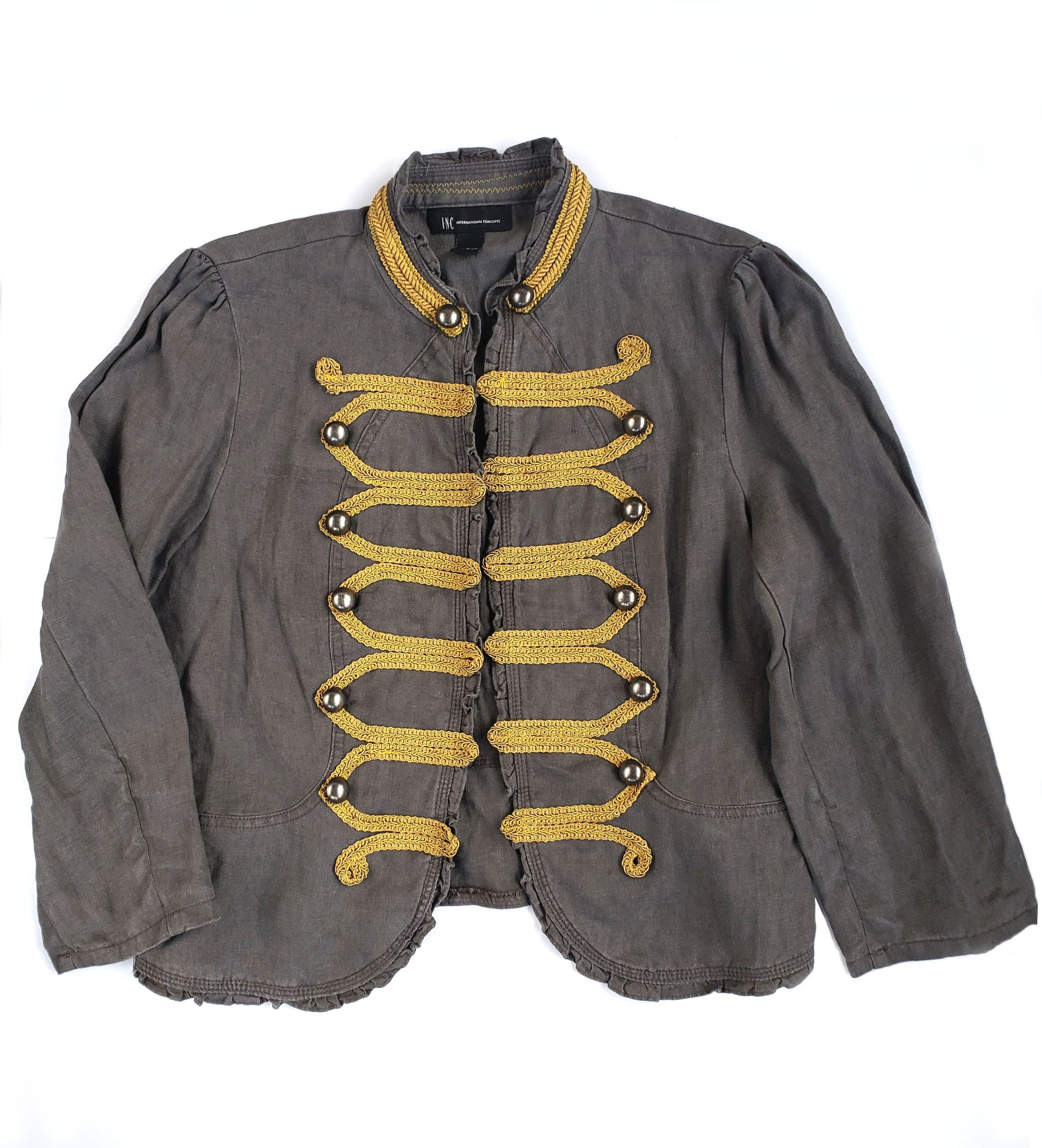 #thejacketproject - Vintage Military Style Rocker Jacket #3