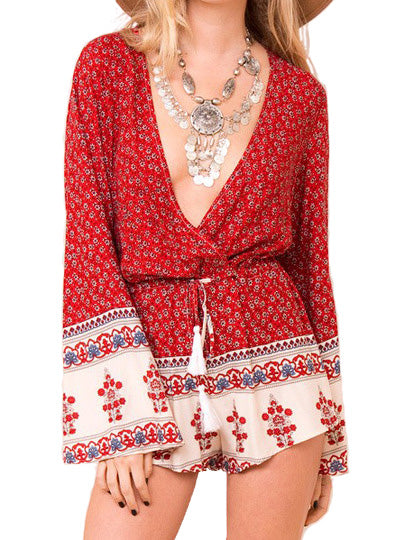 Nowhere Woman Romper (Only 1 left!)