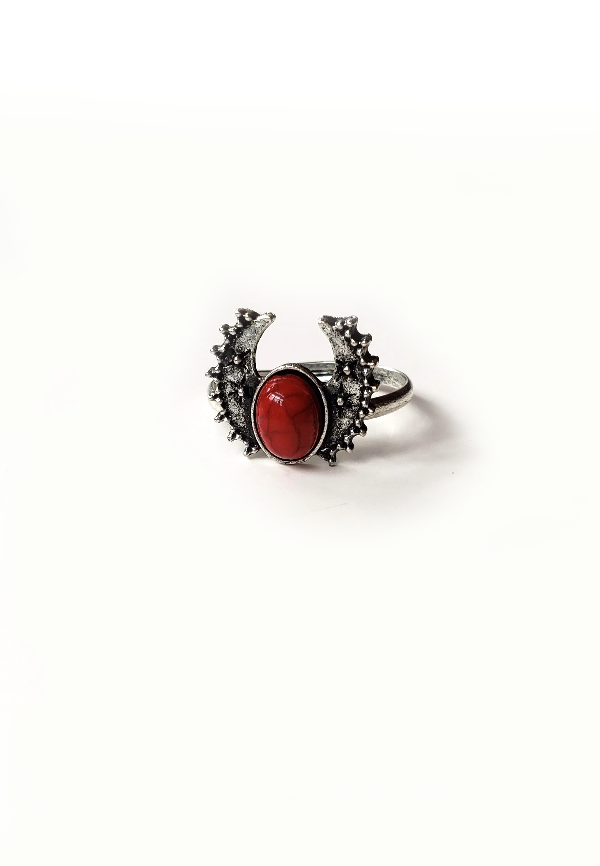 Red Dawn Ring Set