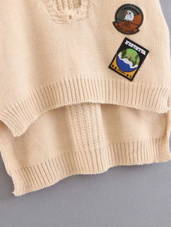 The Scouts' Honor Sweater Vest