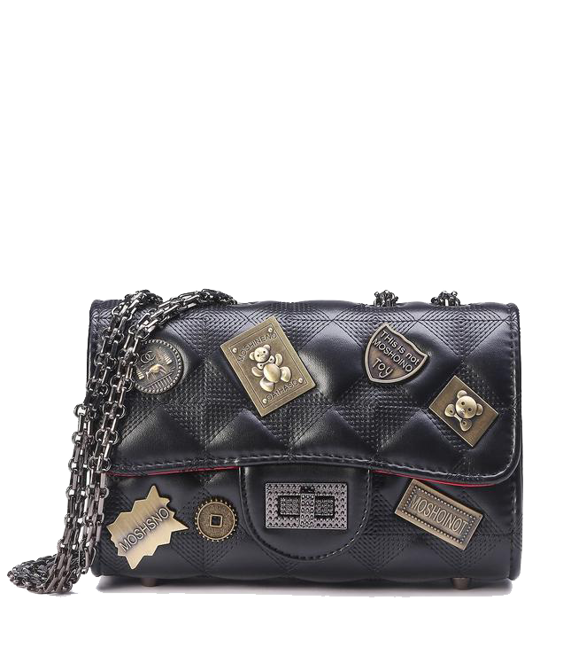 The Minx Faux leather Crossover Bag