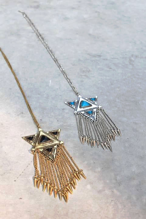The Stars Aligned Necklace