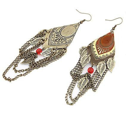 Juhaynah Earrings