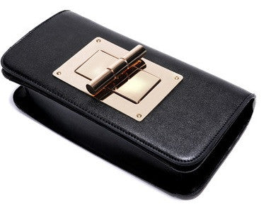 Buco Buckle Clutch
