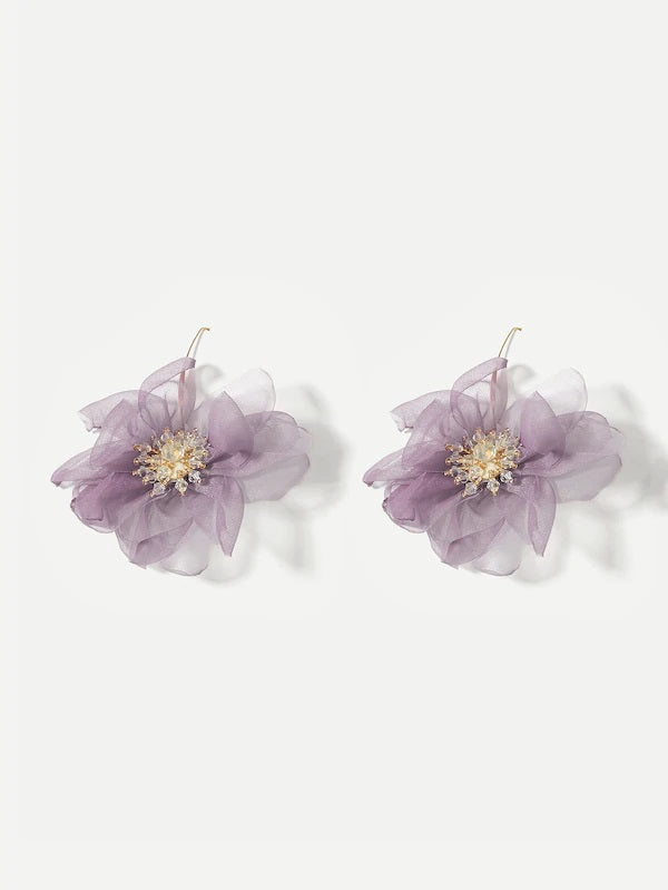 The Flowers in Your Yard Earrings