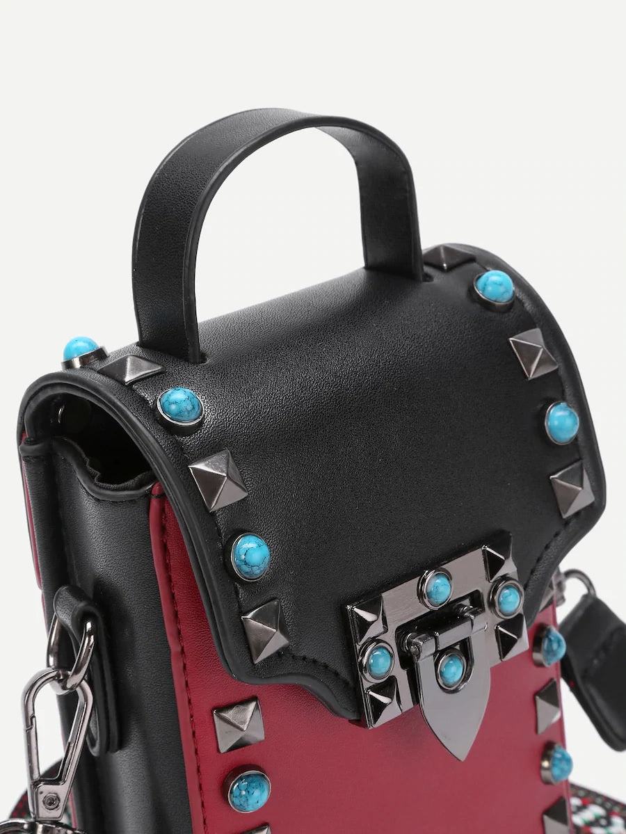 Rock & Roll Love Affair Crossover Bag
