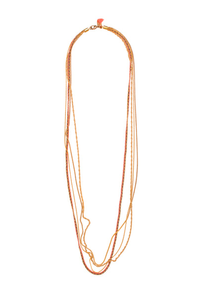 CLEO 4 CHAIN NECKLACE