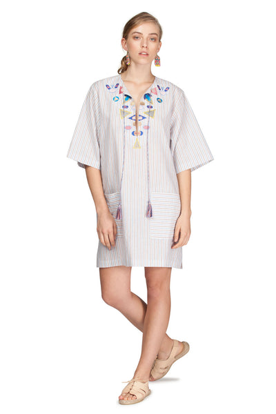 CANNES TUNIC DRESS
