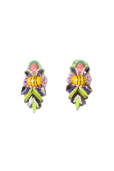 MAYA LIMEDROP EARRINGS
