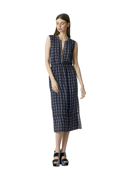 THEA PINTUCK DAY DRESS