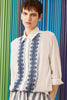 GRETHE COTTON SLUB SHIRT