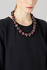 GEO SILK NECKLACE - SMALL