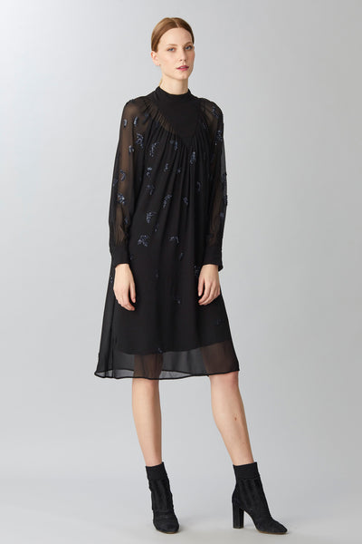 EIRA SEQUINNED DRESS
