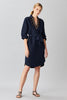 TUMI BELTED DRESS
