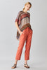 TENCEL CROPPED PANT