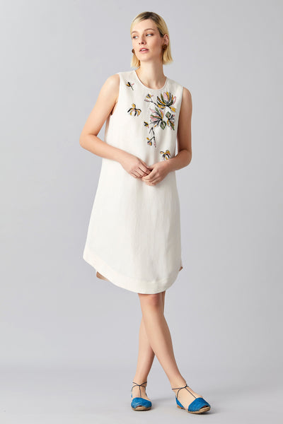 OLEANA LINEN SUNDRESS