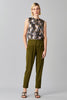 SILK CREPE CHURDY PANT