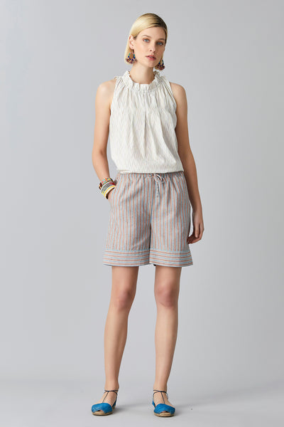 DANA STRIPE SHORTS