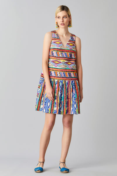 CARLOTTA SHIFT DRESS