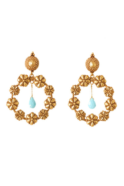 ARASI HOOP EARRINGS