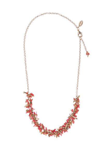 CORAL CLUSTER CHOKER