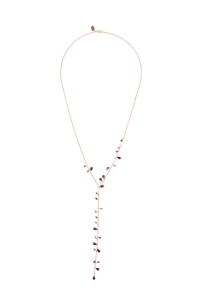 CRYSTAL DROP LARIAT
